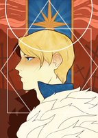 CAPTIVE PRINCE: Laurent by godheads