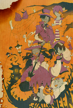 Avatar Halloween by knknknk