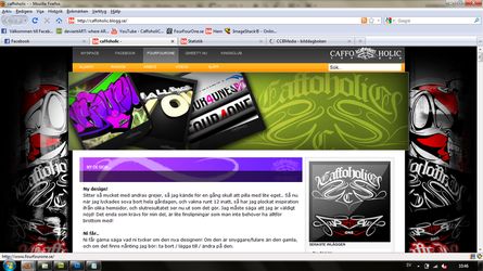 New blogdesign by mrcaffo