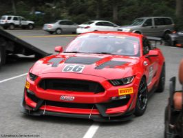 Mustang GT4 racer by S-Amadeaus
