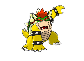 Bowser by SlappersOnly