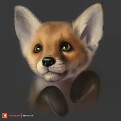 Baby by Martith