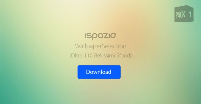 Wallpaper PACK #1 - More then 110 walls for iPhone by ispazio