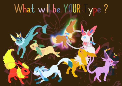 What will be YOUR type by ChieUsagi