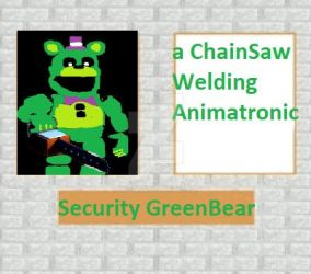 Security GreenBear Detention Description by oldsportDSAF