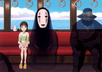 1001 Animations: Spirited Away by PowerLoud-Girl