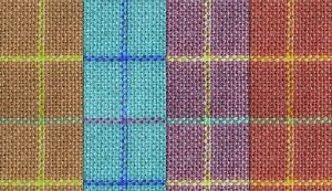 4 Tileable Fabric Texture by elemis