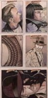 Sample of Indy4 cards by ragelion