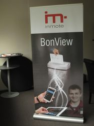 Inmote BonView rollup banner by darkblue