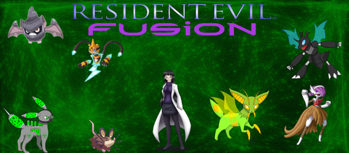 Resident Evil Fusion Wallpaper by LiamBobykl