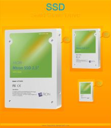 SSD Solid State Drive by DragonXP