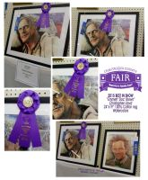 2015 BEST IN SHOW - Emmett Brown by Shinjuchan