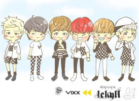 VIXX Jekyll by LemonNight