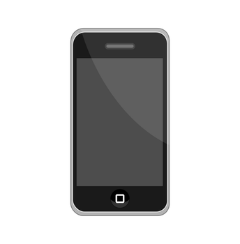 IPhone Vector by Schmychael