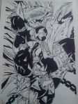Spawn ink by Solla-Damian