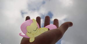 My Little Fluttershy by Bryal
