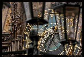 The Time Observers by Aderet