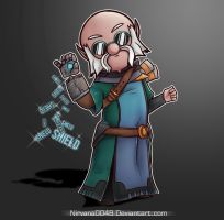 Salty Torvald by Trauma-a