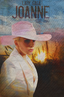 Joanne LIVE 2017 (poster) by Panchecco