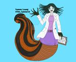 Dr Delilah the Leech Monster Girl Doctor by The-Episiarch