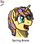 Spring Break by AviatorGriffin