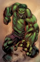 Hulk by Robert Atkins by RyanLord