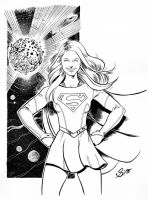 Supergirl by mac-siqueira