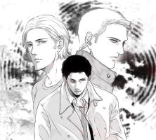 SPN: The Righteous Men by illli