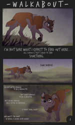 DotW: Walkabout Pg. 1 by mongoosefangs