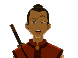 Not just a Sokka! by luvLegendofKorra
