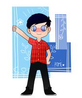 Cute Phil Lester! by itspamcake