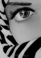 Dream eye by MariamMohammed