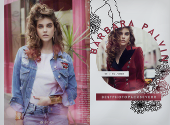 Photopack 27604 - Barbara Palvin by southsidepngs
