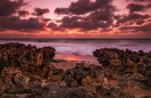 Passion for Sunsets :) by StachRogalski