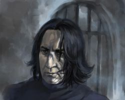 Severus by Handwolfy