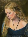 The White Queen by Katerina-Art