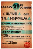 CULTURA QUE TRANSFORMA by aners56