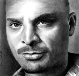 Michael Mando - Nacho on BETTER CALL SAUL by Doctor-Pencil