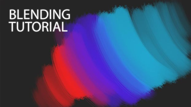 How to Blend Colors in Photoshop by TsaoShin