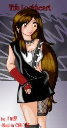 Tifa in a new outfit - Contest by Tifa-Lock