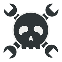 hackaday sticker icon :vector: by lopagof