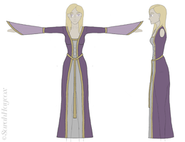 Anise T-Pose by Aloyssiah