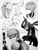 OPM collage thingy by RavenDANIELS