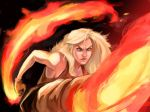 Blood and Fire Bending by Jolsonart