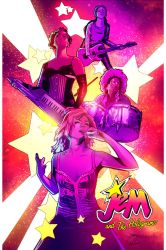 Jem And The Holograms by sullivanillustration