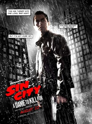 Me in a Sin City Poster by Prestegui