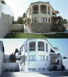 House 3d Project by Arx-Design