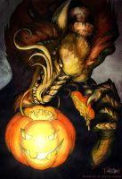 Happy Halloween by Laterne-Magica