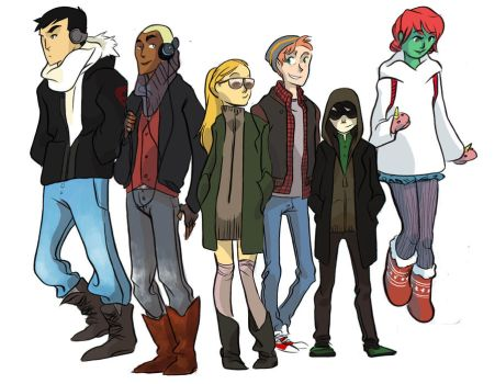 They see us rollin by pkzombie