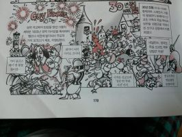 Guy Fawkes Day and Thirty Year's War by komi114